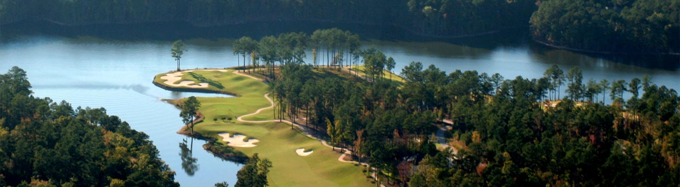 Golf at Savannah Lakes